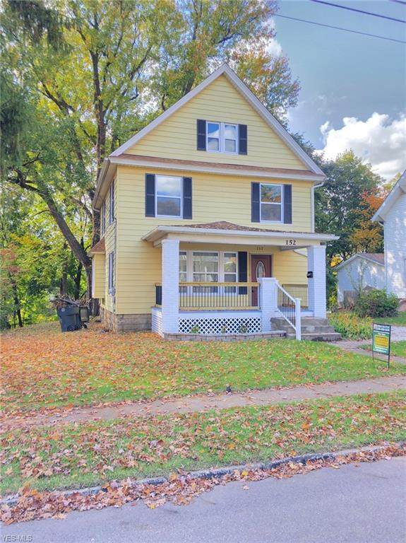 152 Humbolt Avenue, Wadsworth, OH 44281 (MLS #4234295) :: The Holden Agency