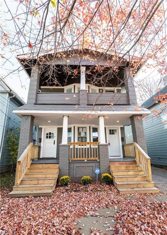 3715 W 39th Street, Cleveland, OH 44109 (MLS #4239329) :: Keller Williams Legacy Group Realty