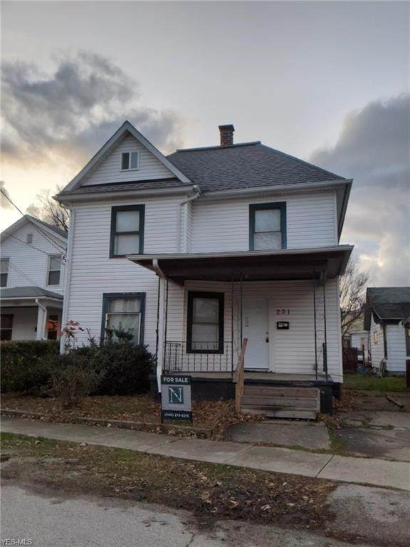 231 Wrights Avenue, Conneaut, OH 44030 (MLS #4240361) :: RE/MAX Edge Realty