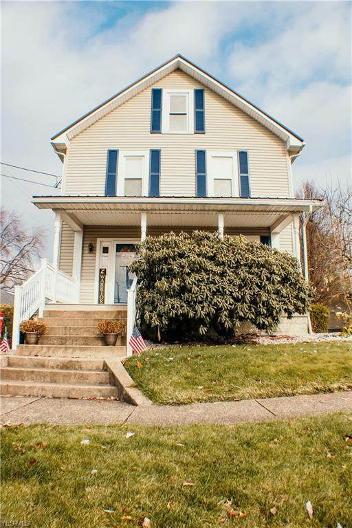 35 3rd Street NE, Carrollton, OH 44615 (MLS #4244351) :: Select Properties Realty