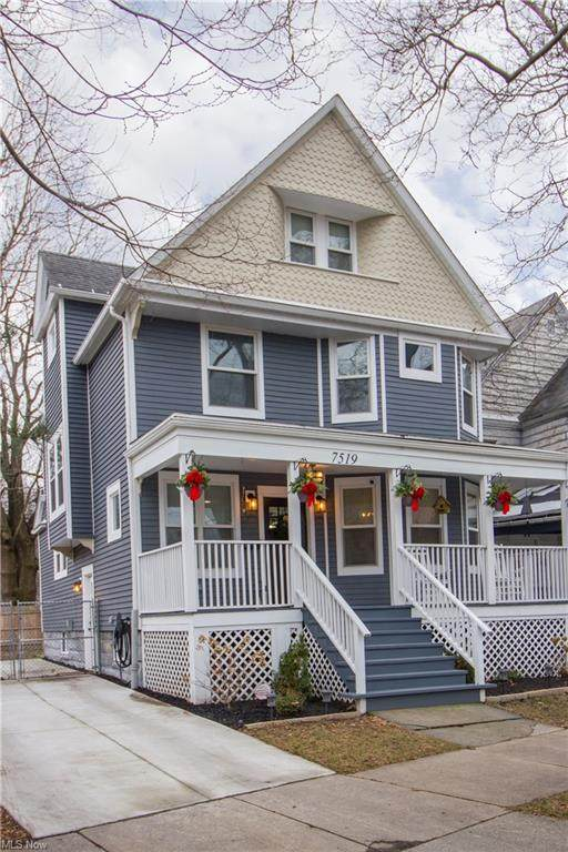 7519 Franklin Boulevard, Cleveland, OH 44102 (MLS #4247927) :: Keller Williams Legacy Group Realty