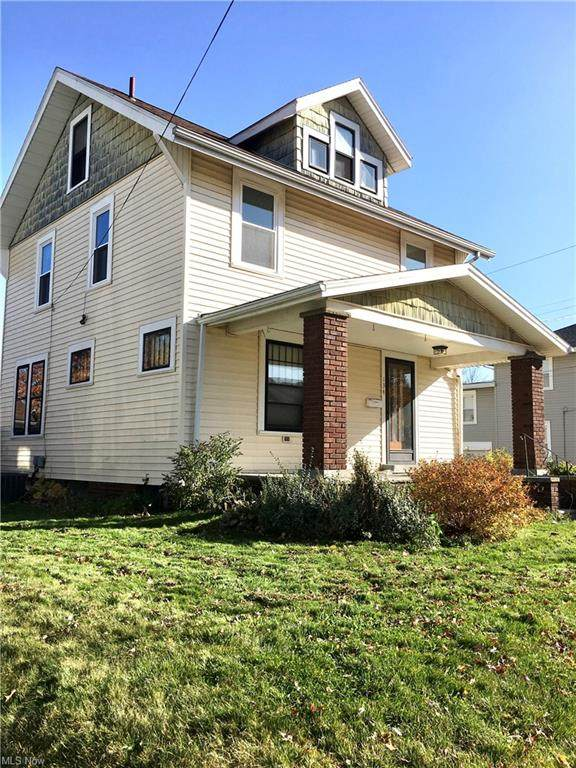 134 Roslyn Avenue NW, Canton, OH 44708 (MLS #4249269) :: Tammy Grogan and Associates at Cutler Real Estate