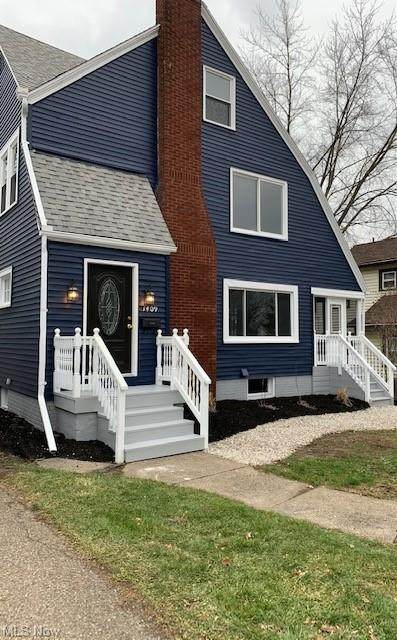 1409 22nd Street NE, Canton, OH 44714 (MLS #4249967) :: Keller Williams Legacy Group Realty