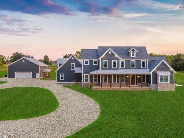 87 High Street, Seville, OH 44273 (MLS #4250034) :: The Art of Real Estate
