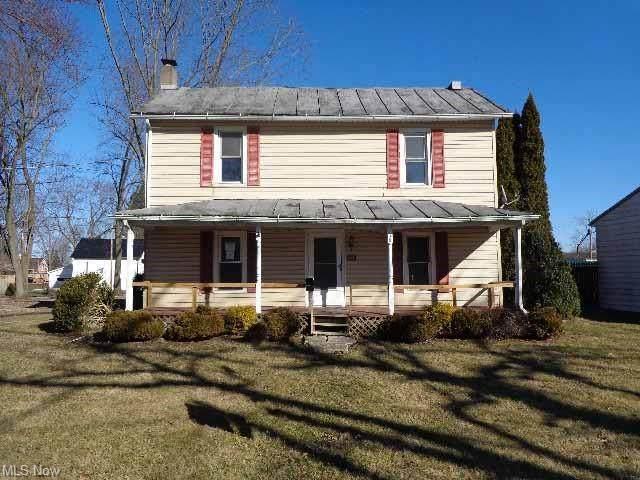 130 S Prospect Street, Shreve, OH 44676 (MLS #4255853) :: Keller Williams Chervenic Realty