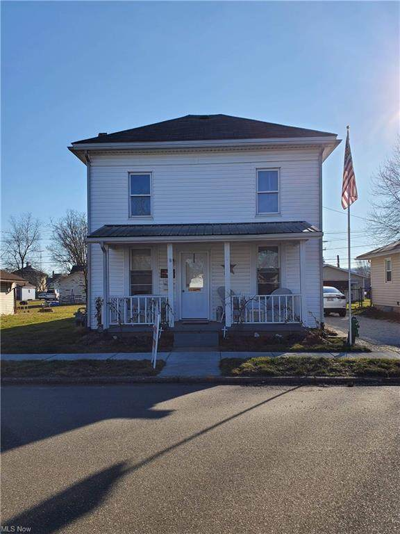 353 S Goodrich Street, Newcomerstown, OH 43832 (MLS #4255870) :: Keller Williams Legacy Group Realty