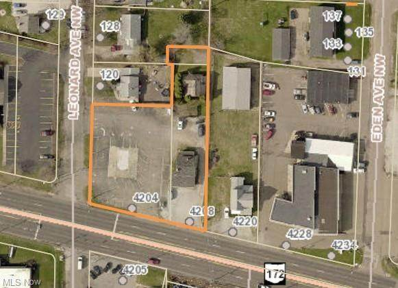 4202-08 Lincoln Way E, Massillon, OH 44646 (MLS #4256037) :: Krch Realty