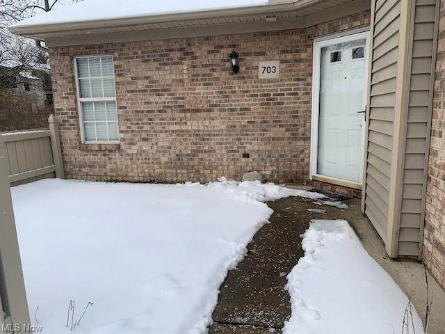 703 Willow Brook, Warren, OH 44483 (MLS #4256072) :: Keller Williams Legacy Group Realty