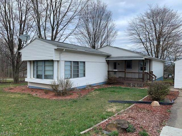 1107 Bedford Road, Masury, OH 44438 (MLS #4256752) :: The Holden Agency