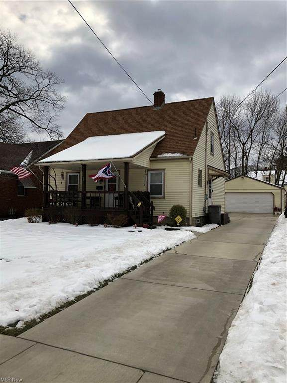 1665 Medford Avenue, Youngstown, OH 44514 (MLS #4257673) :: Krch Realty