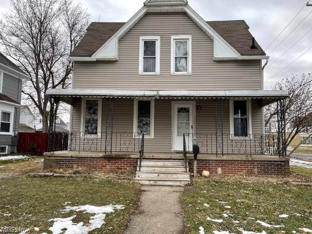 206 W Oregon Avenue, Sebring, OH 44672 (MLS #4258043) :: RE/MAX Trends Realty
