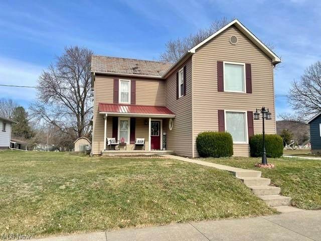 219 S Cherry Street, Gnadenhutten, OH 44629 (MLS #4261979) :: Tammy Grogan and Associates at Cutler Real Estate