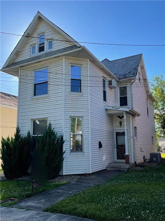 315 E Montgomery Street, Marietta, OH 45750 (MLS #4263165) :: The Holden Agency
