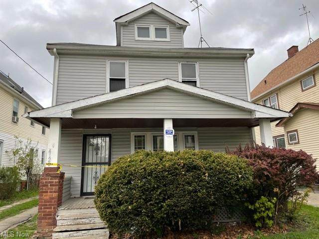 4128 E 139th Street, Cleveland, OH 44105 (MLS #4272247) :: The Holden Agency