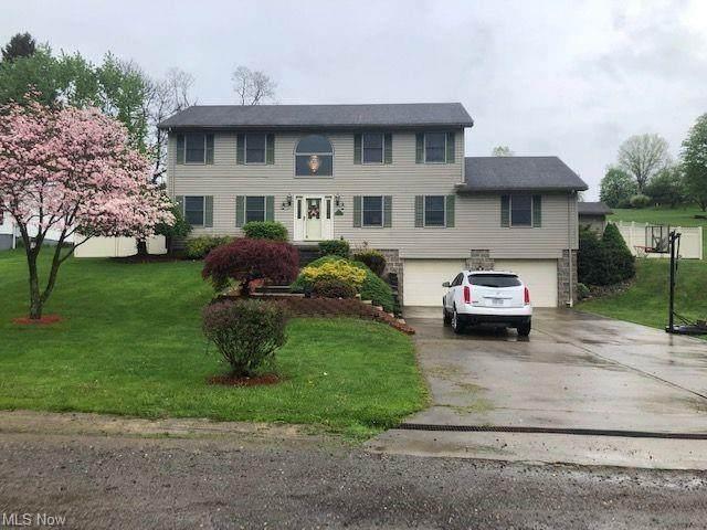 155 Bonnie Beth Drive, Wellsburg, WV 26070 (MLS #4275920) :: Select Properties Realty