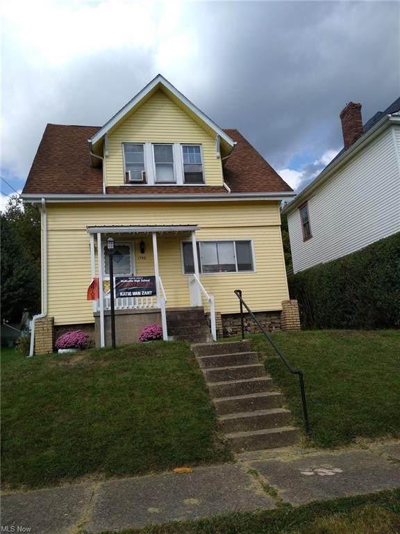 1795 Chester Avenue, Wellsville, OH 43968 (MLS #4276805) :: The Crockett Team, Howard Hanna