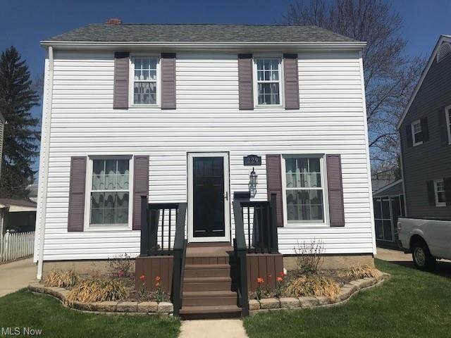 229 Pierce Avenue, Cuyahoga Falls, OH 44221 (MLS #4278462) :: The Holly Ritchie Team