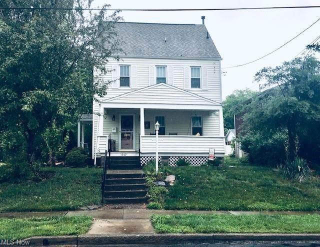 1609 24th Street, Parkersburg, WV 26101 (MLS #4281502) :: Tammy Grogan and Associates at Keller Williams Chervenic Realty