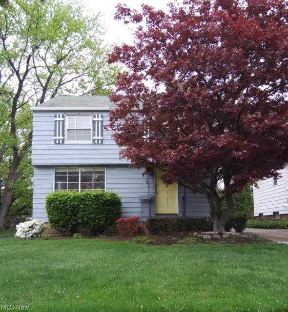 1381 Dill Road, South Euclid, OH 44121 (MLS #4285374) :: TG Real Estate
