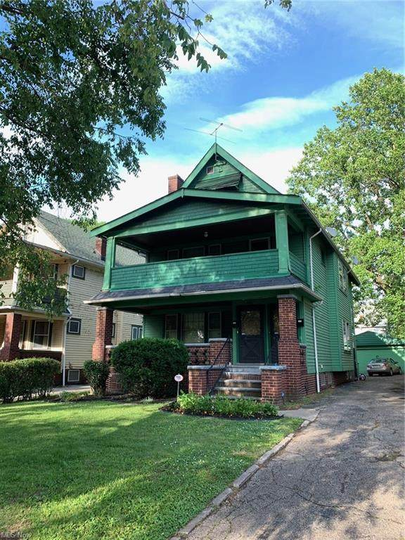 1443 E 133rd Street, East Cleveland, OH 44112 (MLS #4286133) :: The Holly Ritchie Team