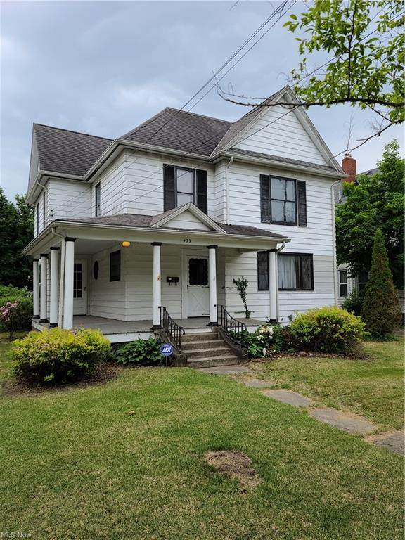439 Main Street, Conneaut, OH 44030 (MLS #4286182) :: RE/MAX Trends Realty