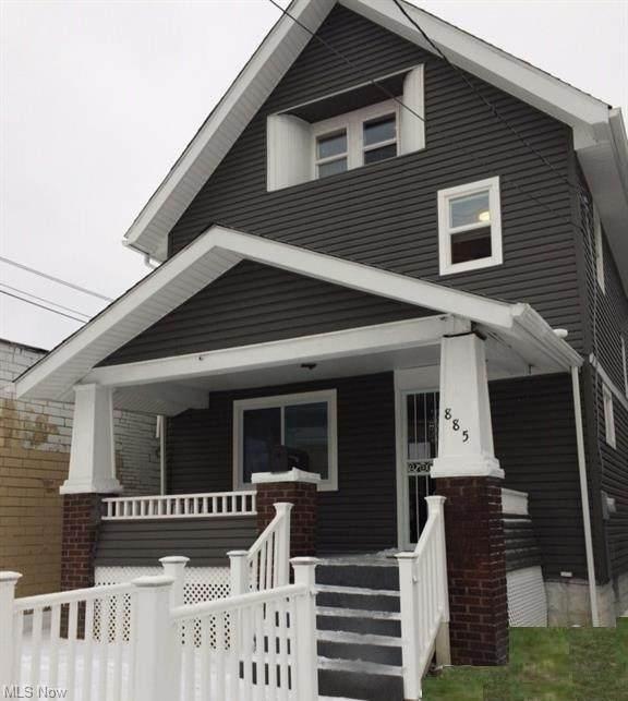885 Brown Street, Akron, OH 44311 (MLS #4286568) :: TG Real Estate