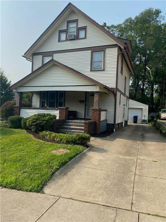 381 Palm Avenue, Akron, OH 44301 (MLS #4288645) :: The Holden Agency