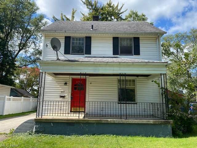 864 Willard Avenue SE, Warren, OH 44484 (MLS #4296732) :: The Holly Ritchie Team