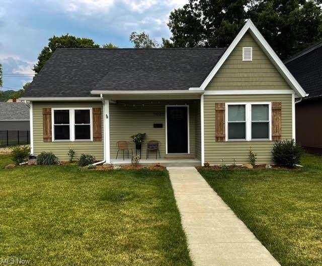 1025 E High Avenue, New Philadelphia, OH 44663 (MLS #4300454) :: The Art of Real Estate