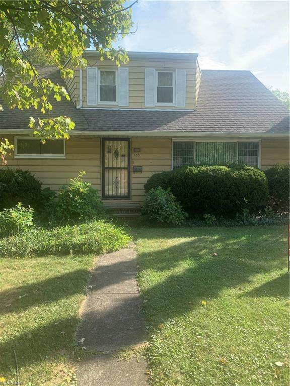355 Greenvale Road, South Euclid, OH 44121 (MLS #4300859) :: The Jess Nader Team | REMAX CROSSROADS