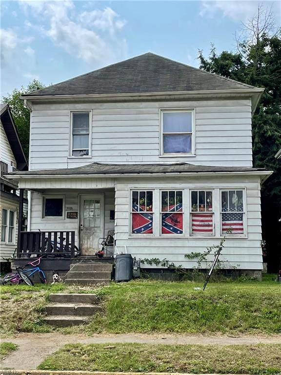3335 West Street, Weirton, WV 26062 (MLS #4303273) :: The Art of Real Estate