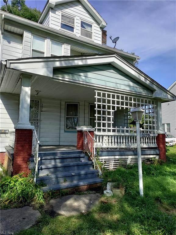 3270 E 121 Street, Cleveland, OH 44120 (MLS #4320050) :: Tammy Grogan and Associates at Keller Williams Chervenic Realty