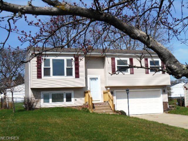 6686 Deer Ct, Bedford Heights, OH 44146 (MLS #3977752) :: The Crockett Team, Howard Hanna
