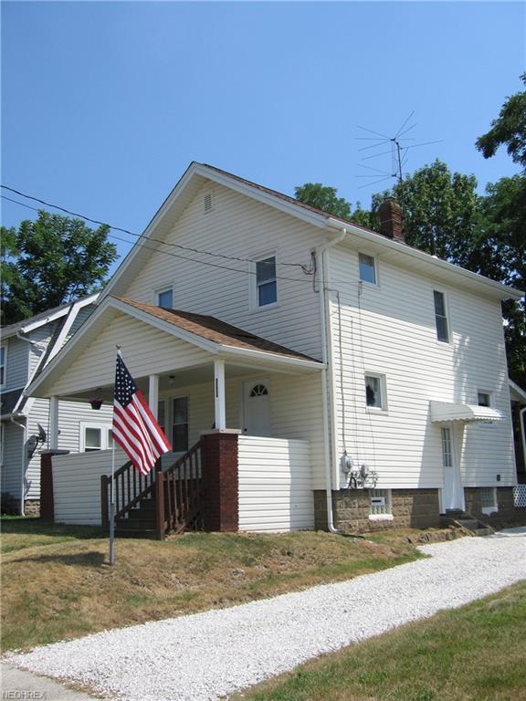 2600 Leland Ave, Akron, OH 44312 (MLS #3979771) :: The Crockett Team, Howard Hanna