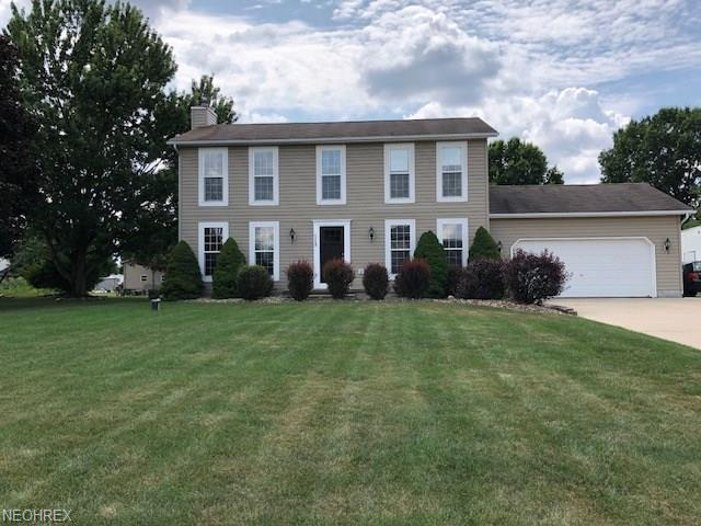 1128 Royce St NW, Uniontown, OH 44685 (MLS #4027821) :: RE/MAX Edge Realty