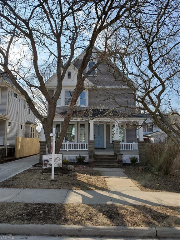 1340 Westlake Ave, Lakewood, OH 44107 (MLS #4065196) :: RE/MAX Edge Realty