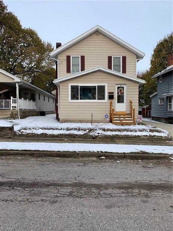 125 Beech Street, Barberton, OH 44203 (MLS #4116401) :: RE/MAX Edge Realty