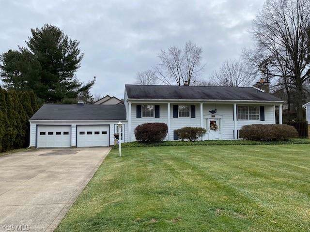 4856 Echoglenn Street NW, North Canton, OH 44720 (MLS #4160808) :: RE/MAX Trends Realty