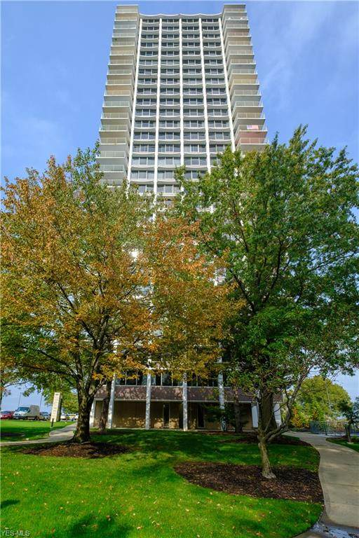 12700 Lake Avenue #911, Lakewood, OH 44107 (MLS #4163540) :: The Holden Agency