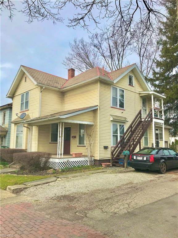 222 Union Street, Columbiana, OH 44408 (MLS #4175857) :: Tammy Grogan and Associates at Cutler Real Estate