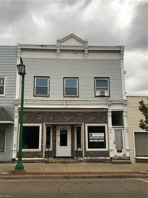 272 N 15th Street, Sebring, OH 44672 (MLS #4228165) :: The Kaszyca Team