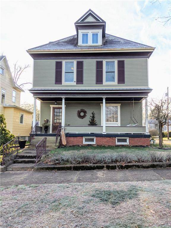 610 Wooster Street, Marietta, OH 45750 (MLS #4231437) :: Tammy Grogan and Associates at Cutler Real Estate