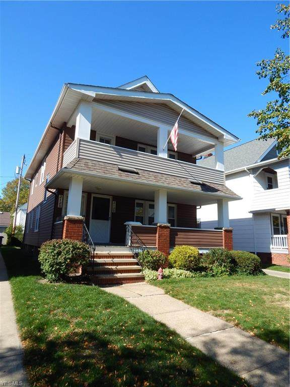 2126 Lewis Drive, Lakewood, OH 44107 (MLS #4232735) :: The Art of Real Estate