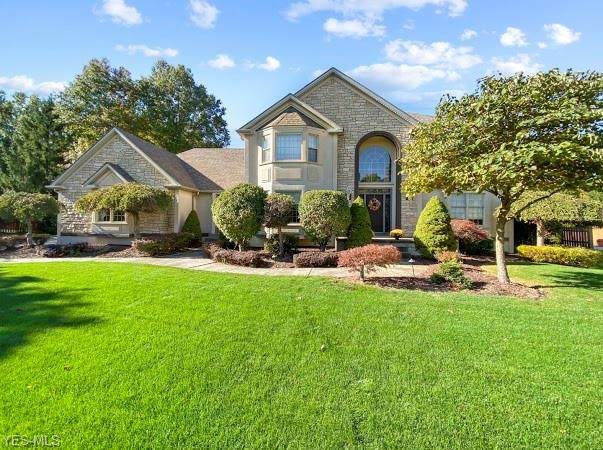 320 Russo Drive, Canfield, OH 44406 (MLS #4232740) :: RE/MAX Valley Real Estate