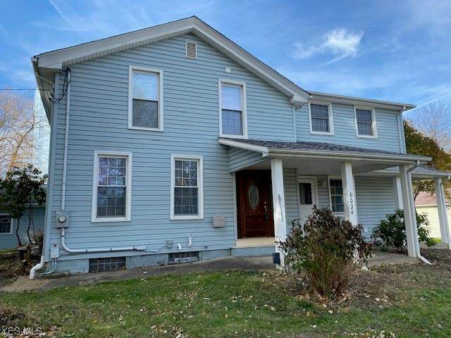 6024 N Main, Poland, OH 44514 (MLS #4234431) :: The Holly Ritchie Team