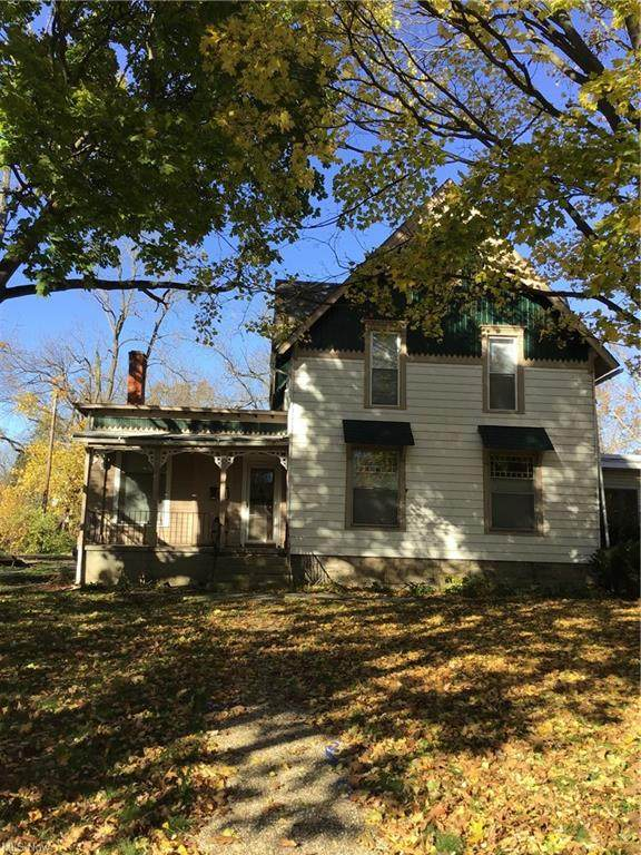 124 E College Street, Oberlin, OH 44074 (MLS #4238088) :: The Holden Agency