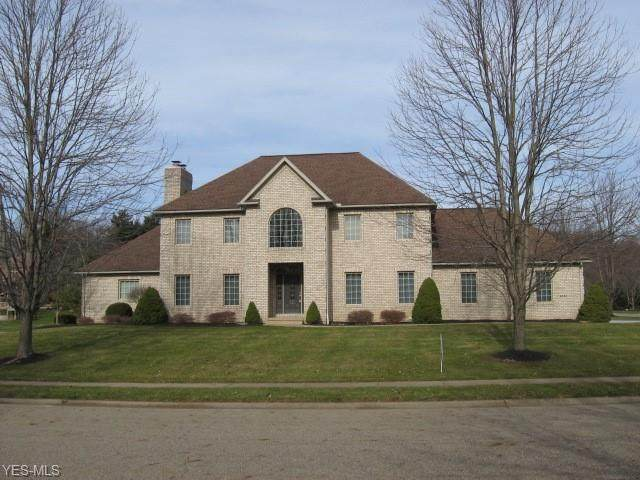 6581 Chatsworth Street NW, Canton, OH 44718 (MLS #4240934) :: Krch Realty