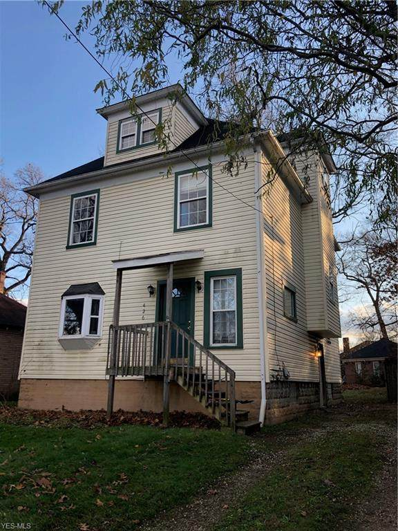426 Crosby Street, Akron, OH 44303 (MLS #4241724) :: The Holden Agency