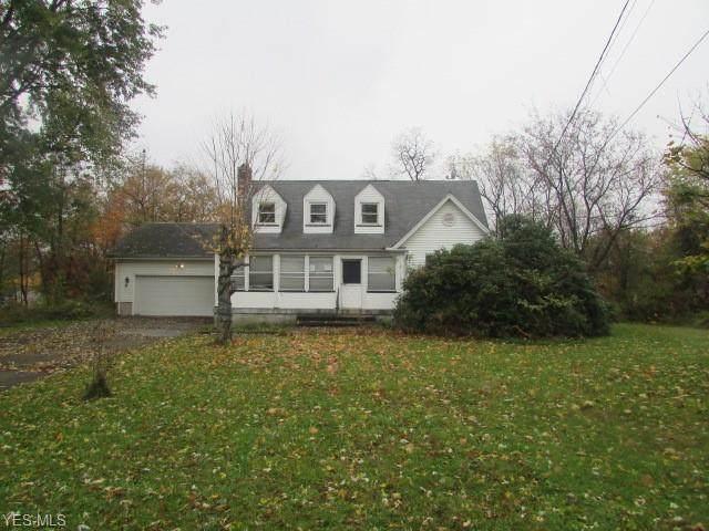1414 Overlook Avenue, Lowellville, OH 44436 (MLS #4245114) :: The Holden Agency