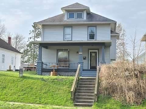 839 Walnut Street, Coshocton, OH 43812 (MLS #4263565) :: Keller Williams Chervenic Realty
